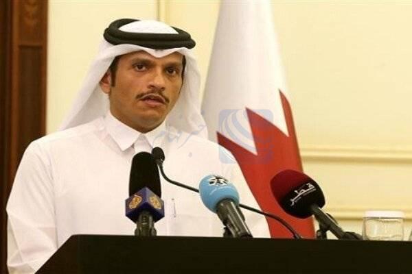 وزیر خارجه قطر ترور دانشمند هسته ای ایران را محکوم کرد
