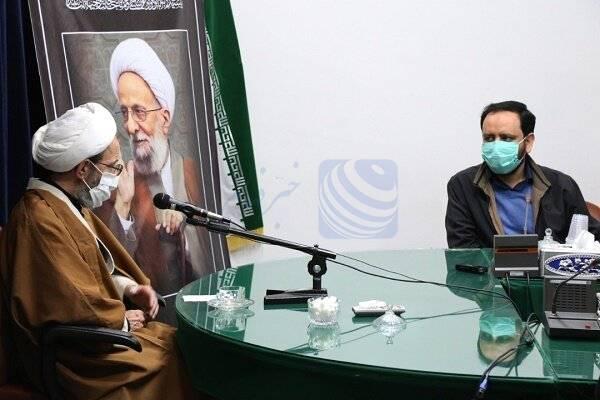 انتقال میراث آیت الله مصباح به جامعه از وظایف مهم شبکه قرآن است