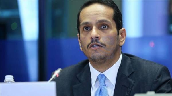 🔺 اعطای بالاترین نشان لیاقت وزارت دفاع آمریکا به وزیر خارجه قطر