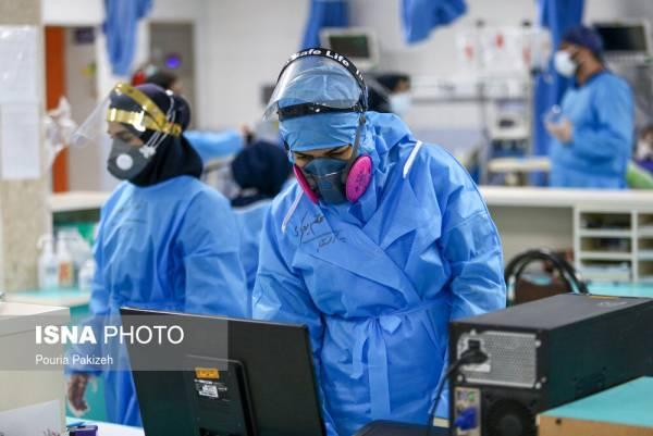 🔺 ۸۱ فوتی جدید کرونا در کشور / ۳۷۶۷ تن در وضعیت شدید بیماری