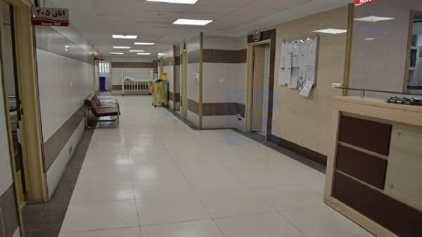 🔺 بیمارستانهایی که دولتی و خصوصی بودن آنها مشخص نیست