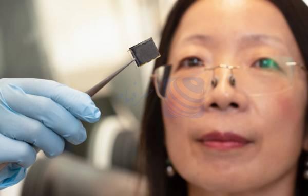 🔺 محافظت از سلولهای خورشیدی با کمک موی انسان!