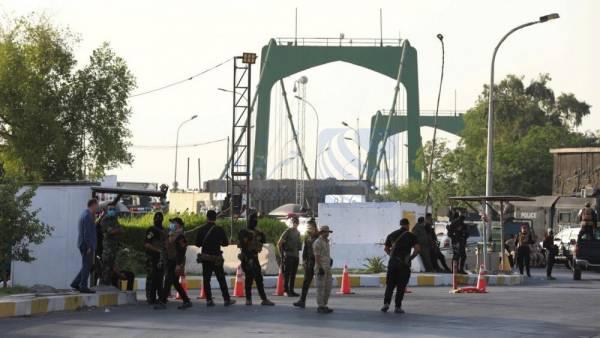 🔺 منطقه الخضرا همچنان بسته است/ روسای چهارگانه عراق تشکیل جلسه میدهند