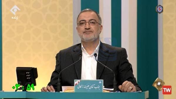 🔺  دولت آقای روحانی حوصله و فرصتی برای وزرش نگذاشته است / مردم ما امروز درگیر اند.