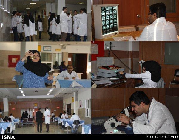 🔺 تشریح نحوه آموزش دانشجویان در ترم آینده/راه اندازی شعبه دانشکده پزشکی در کربلا