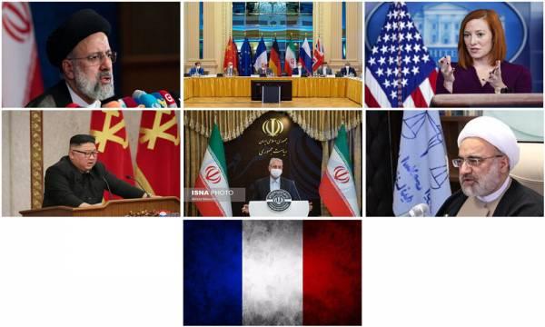 🔺 ادامه تبریکها به رییسی/تاکید بر همراهی با دولت منتخب/نتایج انتخابات خبرگان در تهران