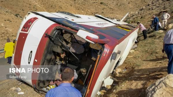 🔺 کمیسیون محیط زیست مجلس حادثه واژگونی اتوبوس خبرنگاران را بررسی میکند