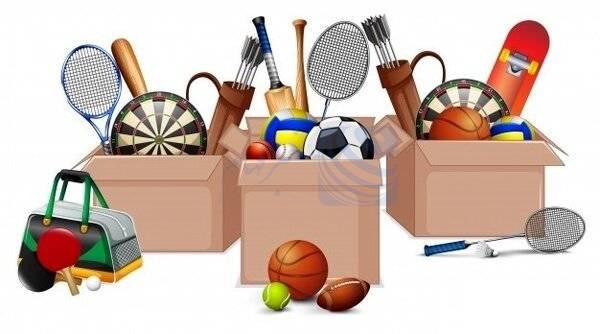 🔺 اکثر لوازم ورزشی خارجی در بازار قاچاق است