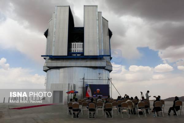🔺 افتتاح شتابزده رصدخانه ملی در روزهای پایانی دولت دوازدهم