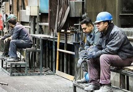 🔺 رییسی کارگران بیکار شده را به کارخانه ها برگرداند!