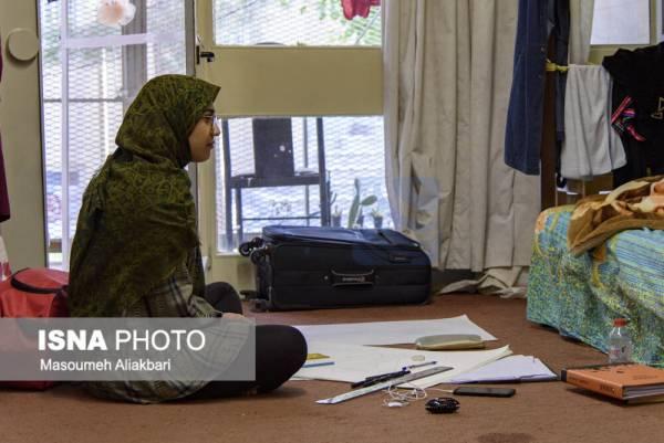 🔺 شرایط استفاده از خوابگاههای دانشگاه الزهرا در ترم تابستان