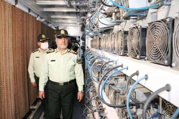 🔺 طرح ویژه پلیس برای مقابله با استخراج رمز ارز/ شناسایی ۷۰ مزرعه بیتکوین در تهران