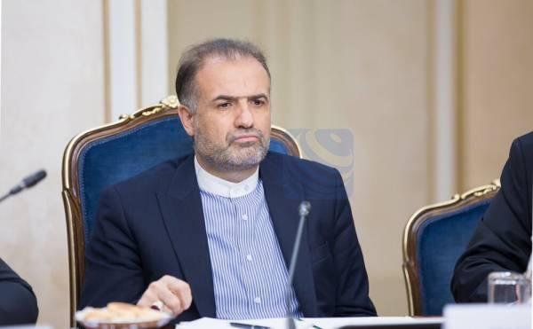 🔺 سفیر ایران در مسکو: روسیه بازار مناسبی برای عرضه کالاهای ایرانی است