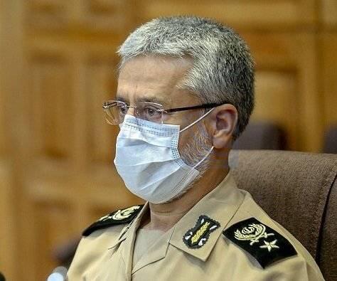 🔺 امیر دریادار سیاری:ارتش برای مقابله با کرونا از تجربیات دفاع مقدس بهره گرفت
