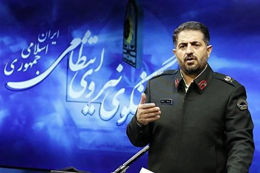🔺 قدردانی سخنگوی ناجا از همکاری مردم خوزستان با نیروی انتظامی
