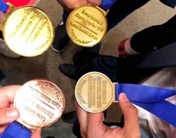 🔺 عضویت ۱۱۵ دانش آموز ایرانی در فدراسیون جهانی مخترعین