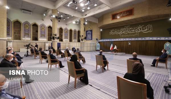 🔺 بازتاب بیانات رهبری در آخرین دیدار دولت دوازدهم در رسانههای خارجی