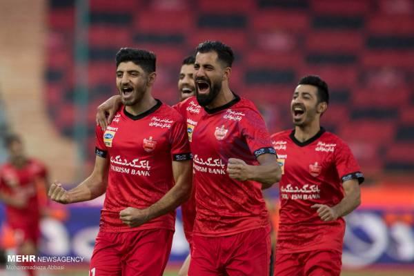 🔺 پرسپولیس قهرمان لیگ بیستم شد/ جام پنجم روی دستان کاپیتان سیدجلال