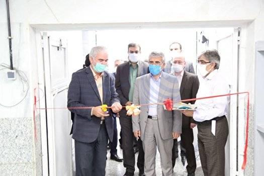 🔺 افتتاح چند طرح ورزشی و رفاهی در دانشگاه شهید بهشتی