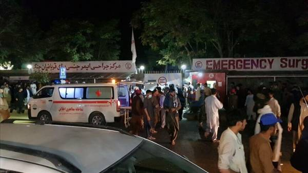 🔺 تازهترین آمار تلفات و زخمیهای انفجارهای فرودگاه کابل/ داعش هویت عامل حمله را اعلام کرد