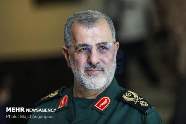 🔺 هشدار سپاه به اقلیم کردستان/سرزمینتان راجولانگاه تروریستها نکنید