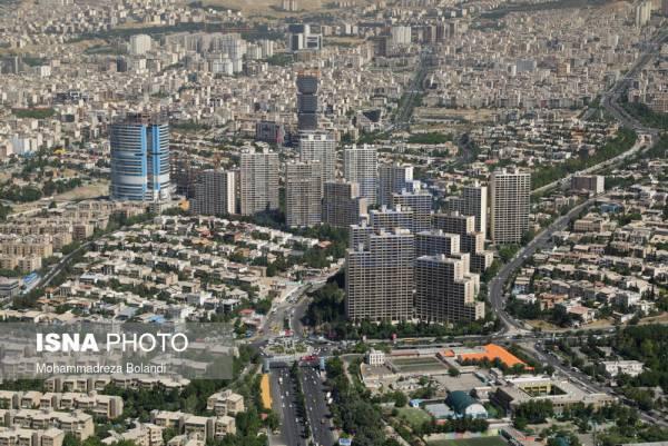 🔺 صدور ۲۴۹۱پروانه ساختمانی در پایتخت طی۵ماهه نخست سال/منطقه ۱۵ صدرنشین صدور پروانه