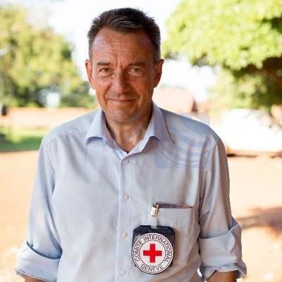 🔺 سفر رئیس کمیته بینالمللی صلیب سرخ به افغانستان