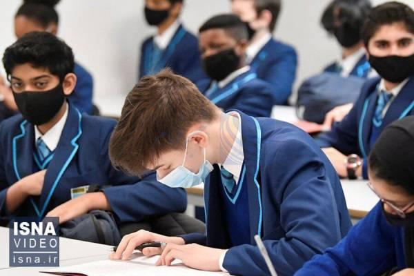🔺 ویدئو / تمهیدات بریتانیا برای برگزاری حضوری کلاسهای درس