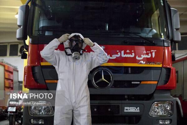 🔺 ایمنسازی ساختمانهای درمانی/ بازدید آتشنشانی از ساختمانهای پایتخت