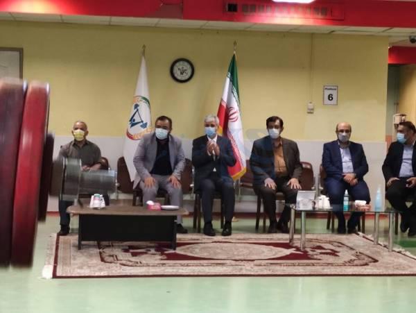 🔺 بازدید وزیر ورزش از اردوی تیم ملی وزنهبرداری/ مرادی: وزنهبردار با آجر نمیتواند قهرمان شود