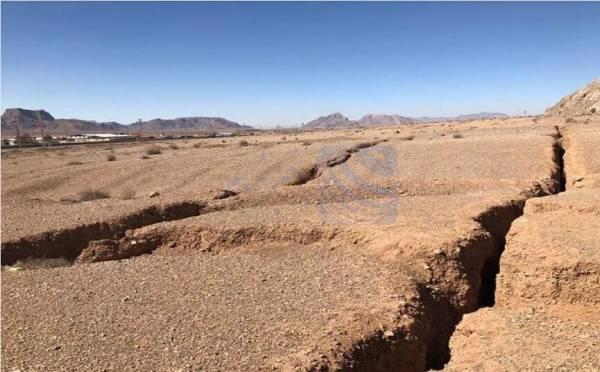 🔺 هشدار نسبت به وضعیت فرونشست زمین در کشور/اقدامات کنترلی در اولویت برنامه هفتم توسعه قرار گیرد