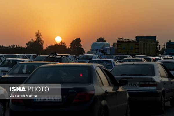 🔺 تهرانیها سالانه ۱.۵میلیارد ساعت در ترافیکاند