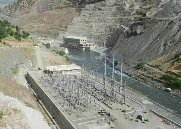 🔺 تولید نیروگاه های برق آبی تهران چقدر است؟