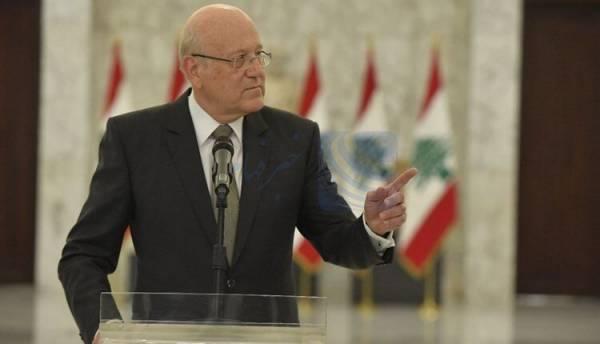 🔺 برگزاری نخستین جلسه کابینه لبنان طی امروز دوشنبه