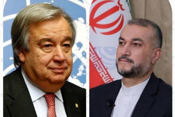 🔺 اعلام آمادگی ایران برای تسهیل ارسال کمکهای انسان دوستانه کشورهای مختلف به سمت افغانستان