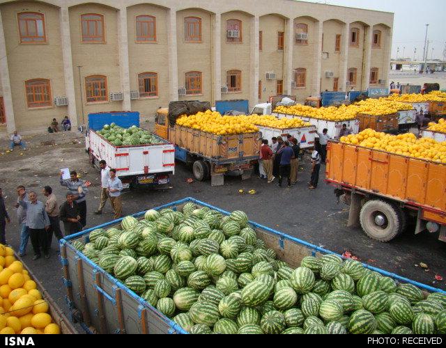 🔺 موافقت وزیر جهاد کشاورزی با احداث پایانه صادراتی محصولات کشاورزی در ورامین