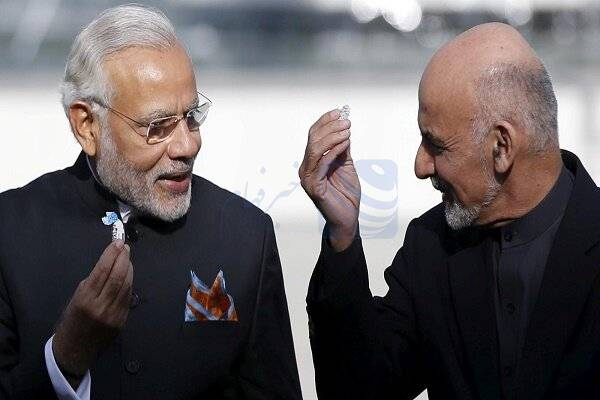 🔺 روابط هند و افغانستان در دوران طالبان/آیا «مودی» عقب نشینی می کند