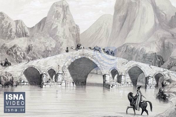 🔺 ویدئو / داستانِ پلِ ساسانی که تخریبش تاریخساز شد