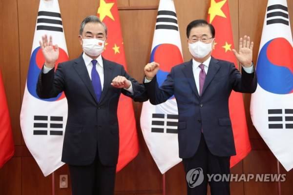 """🔺 چین سئول را  به همکاری در جهت تقویت """"احساس مسئولیت مشترک"""" فراخواند"""
