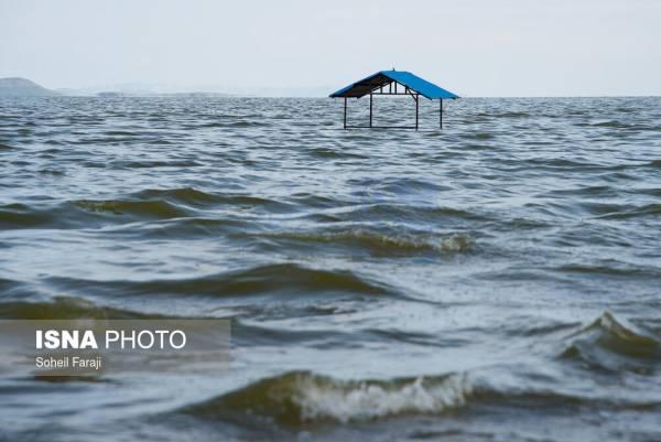 🔺 حال دریاچه ارومیه خوب نیست/احیای دریاچه را پیگیری کنید