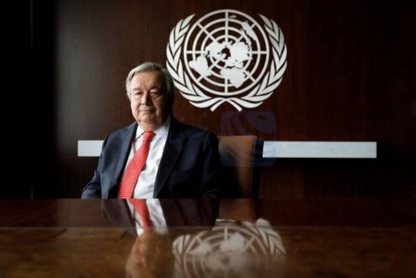 🔺 گوترش: از سازمان ملل توقع معجزه در افغانستان نداشته باشید
