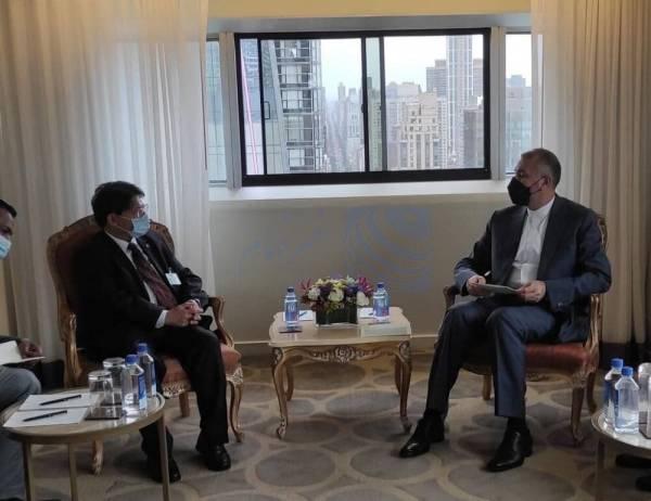 🔺 تاکید وزیران خارجه ایران و نیکاراگوئه بر برگزاری کمیسیون مشترک اقتصادی