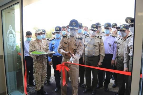 🔺 افتتاح پروژههای عمرانی در ستاد ارتش