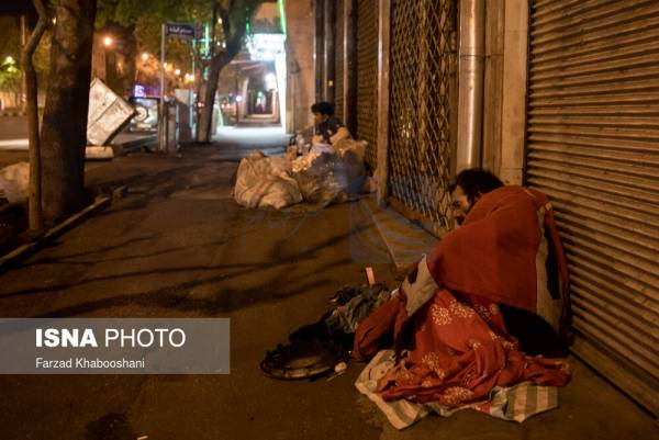 🔺 گرفتارانِ «بیخانمان»