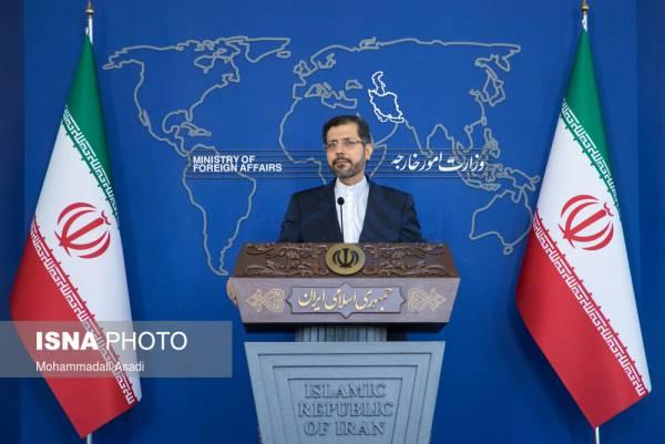 🔺 خطیبزاده: اخبار منتشر شده درزمینه سوختگیری هواپیمای ایران در لبنان خبرسازی است