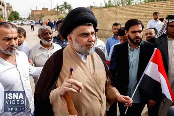 🔺 ویدئو / انتخابات پارلمانی عراق؛ صدرنشینی جریان صدر