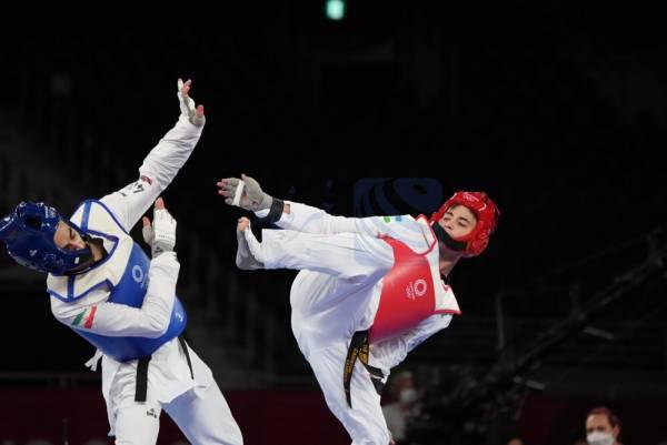 🔺 حضور قهرمانان ۳ رویداد تکواندو در مرحله نخست انتخابی تیم ملی