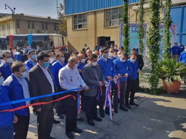 🔺 تحویل ۲۰ دستگاه اتوبوس آمبولانس ایرانی با نصف قیمت خارجی به اورژانس