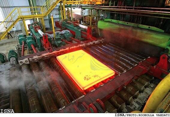 🔺 فولاد خوزستان در مسیر توسعه است / هدفگذاری سهم ۲۵ درصدی تولید فولاد در کشور