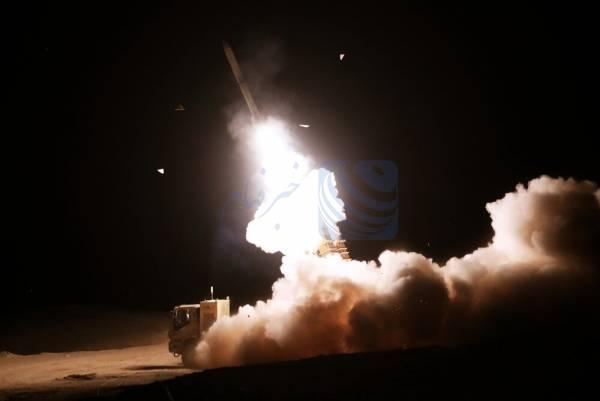 🔺 شلیک سامانههای «جوشن و خاتم» پدافند هوایی ارتش